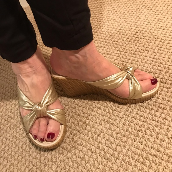Athena Alexander Shoes - Beautiful wedges
